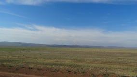 Buryatia Tugnui dolina Obraz Stock