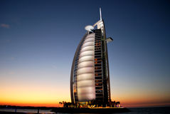 Burz-Al-Arab Stock Photos