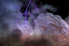 burza Obrazy Stock