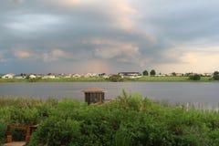 burza Zdjęcie Royalty Free