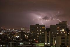 burza elektryczna Obrazy Royalty Free