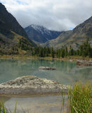 burza jeziorny grzmot Zdjęcie Royalty Free