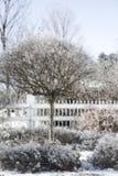 burza lodowa Zdjęcie Royalty Free