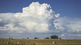 burza toczna Fotografia Stock
