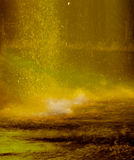 burzliwe deszcz zdjęcie royalty free