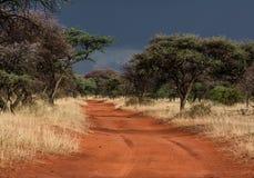 burzliwe krajobrazu Zdjęcie Stock