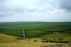 burzliwe krajobrazu Obrazy Royalty Free