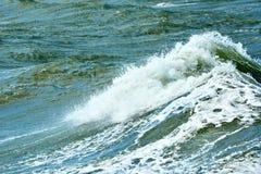 burzliwe morza Obraz Stock