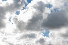 burzliwe niebo obrazy royalty free