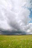 Burzowa chmura. obrazy stock