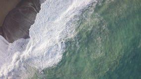 Burzowa ocean antena zbiory wideo