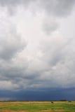 Burzowe chmury Fotografia Royalty Free
