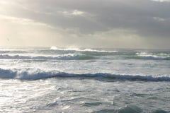 burzowi mórz Fotografia Royalty Free