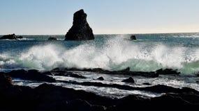 burzowi mórz obrazy stock