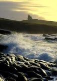 burzowi mórz Zdjęcia Stock