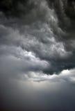 Burzowy niebo Obrazy Royalty Free