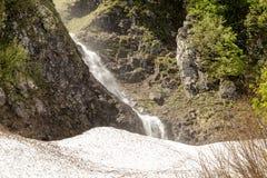 Burzowy strumień Zdjęcie Stock