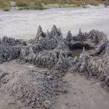 Burzy piaskowa mote Obrazy Royalty Free
