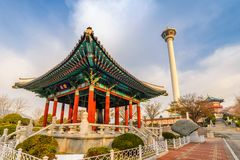 Busán Corea Foto de archivo