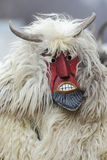Busójárás mask Royalty Free Stock Images