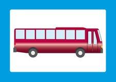 Bus stock abbildung