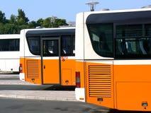 Bus fotografie stock