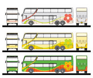 bus Immagine Stock