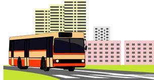 bus illustrazione di stock