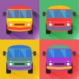 Bus2 Arkivbilder