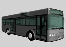 Bus illustration libre de droits