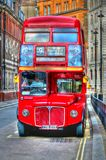 Bus 9 Royalty Free Stock Photography