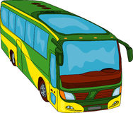 bus Photographie stock libre de droits