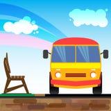 Bus Stock Image