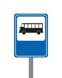 bus concept isolated design Royalty Free Stock Photography