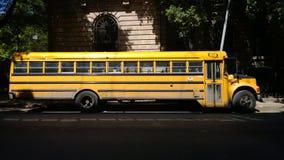 Bus d'annata Fotografia Stock Libera da Diritti