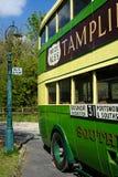 Bus d'annata Immagini Stock Libere da Diritti