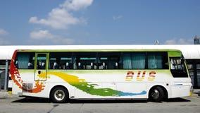 Bus d'excursion Photo stock
