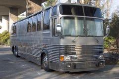 Bus de bande Images libres de droits