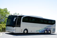 Bus de graisse Image libre de droits