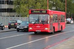 Bus de Londres Photo libre de droits