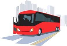 Bus de luxe Image libre de droits