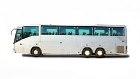 Bus de touristes   Image stock