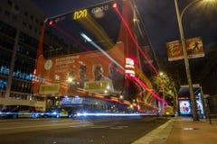 Bus del fantasma Fotografie Stock Libere da Diritti