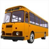 Bus del passeggero Fotografie Stock