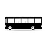Bus del passeggero, un popolare Fotografia Stock Libera da Diritti
