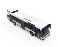 Bus della città  Fotografie Stock