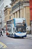 Bus della città della diligenza Immagine Stock