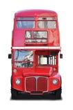 Bus des doppelten Deckers Lizenzfreies Stockfoto