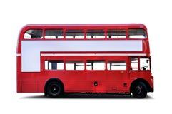 Bus des doppelten Deckers Lizenzfreie Stockfotos