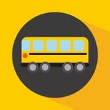 Bus design Royalty Free Stock Image
